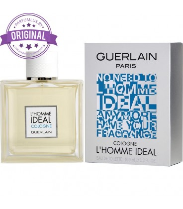 Оригинал Guerlain L`HOMME IDEAL COLOGNE For Men