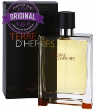 Оригинал Hermes TERRE D`HERMES Eau De Parfum For Men