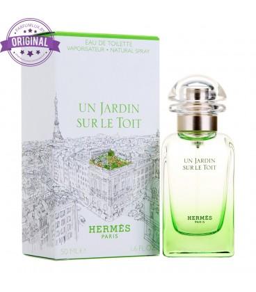 Оригинал Hermes UN JARDIN SUR LE TOIT For Women