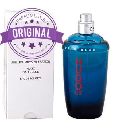 Оригинал Hugo Boss HUGO DARK BLUE For Men