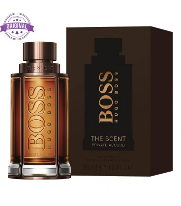 Оригинал Hugo Boss THE SCENT PRIVATE ACCORD For Men