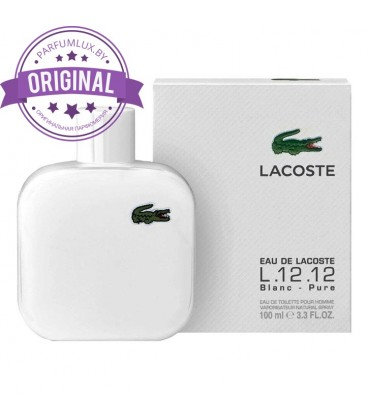 Оригинал Lacoste EAU DE LACOSTE L.12.12 BLANC For Men