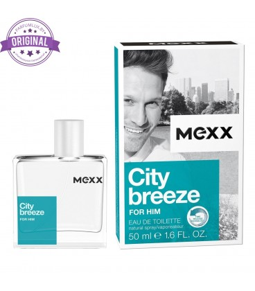 Оригинал Mexx CITY BREEZE FOR HIM For Men