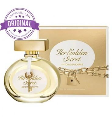 Оригинал Antonio Banderas HER GOLDEN SECRET for Women