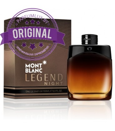Оригинал Mont Blanc LEGEND NIGHT For Men