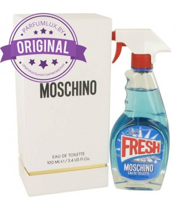 Оригинал Moschino FRESH COUTURE For Women