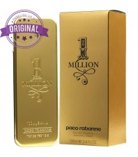 Оригинал Paco Rabanne 1 MILLION For Men