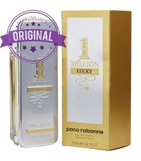Оригинал Paco Rabanne 1 MILLION LUCKY For Men