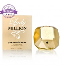 Оригинал Paco Rabanne LADY MILLION For Women