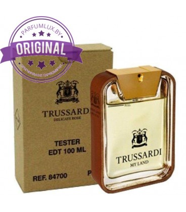 Оригинал Trussardi MY LAND For Men