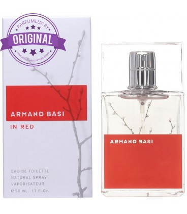 Оригинал Armand Basi IN RED for Women