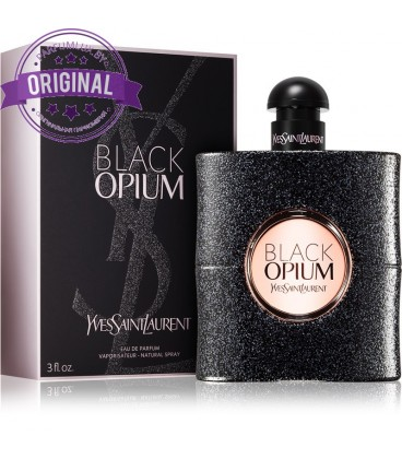 Оригинал YSL BLACK OPIUM For Women